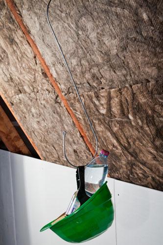 Pružná izolace drží v konstrukci velmi spolehlivě